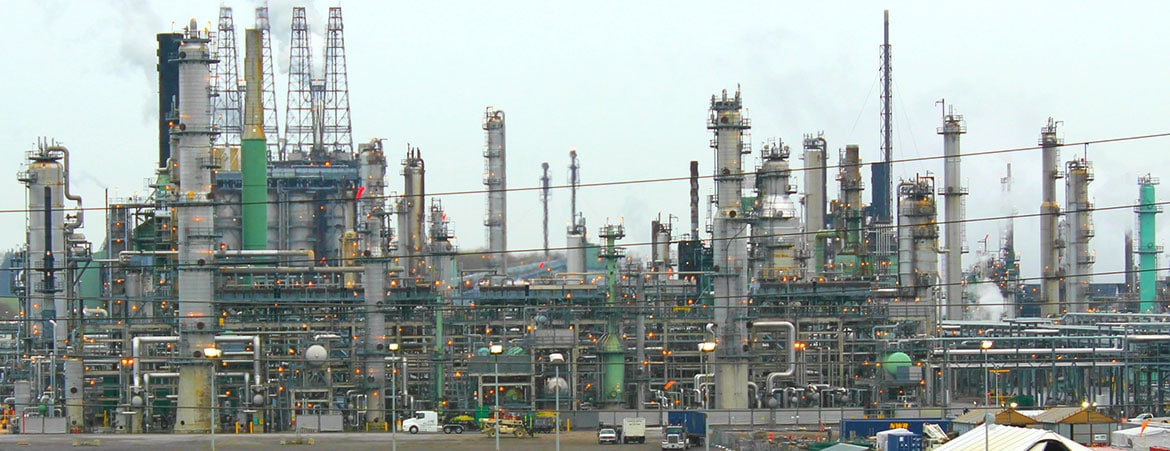 industrial and refinery turnarounds
